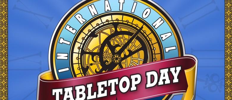 Burnham International Tabletop Day