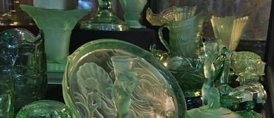 The Collectors Cabinet: Depression Glass