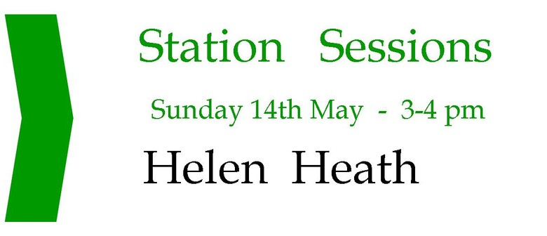 Station Sessions - Poetry Reading At Petticoat Junction