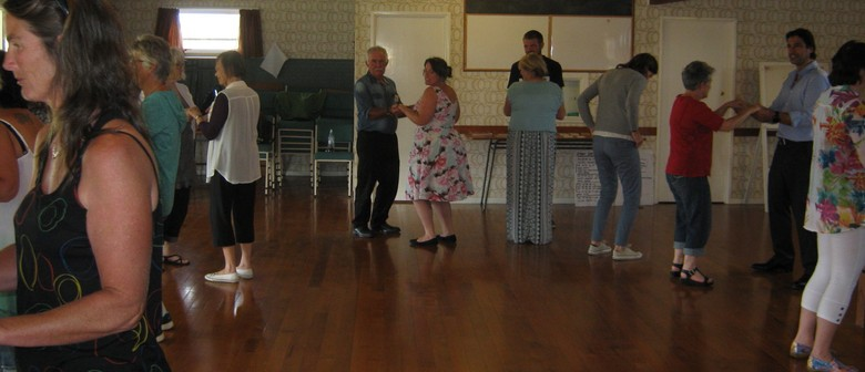 Intro to Swing Dance