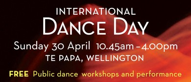 International Dance Day 2017