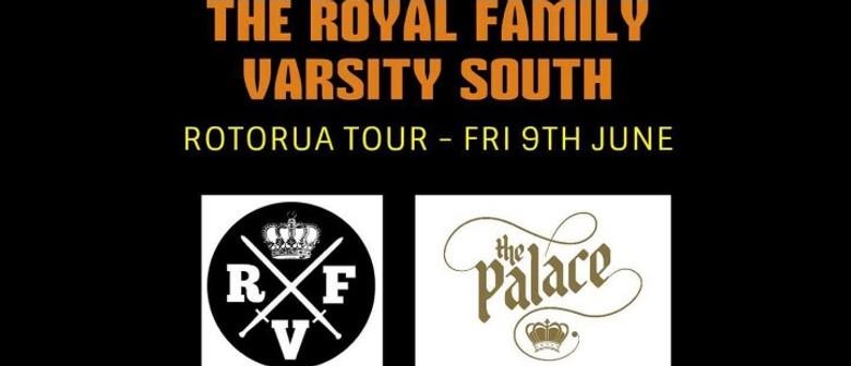 The Palace Dance Studio's the Royal Family Varsity South