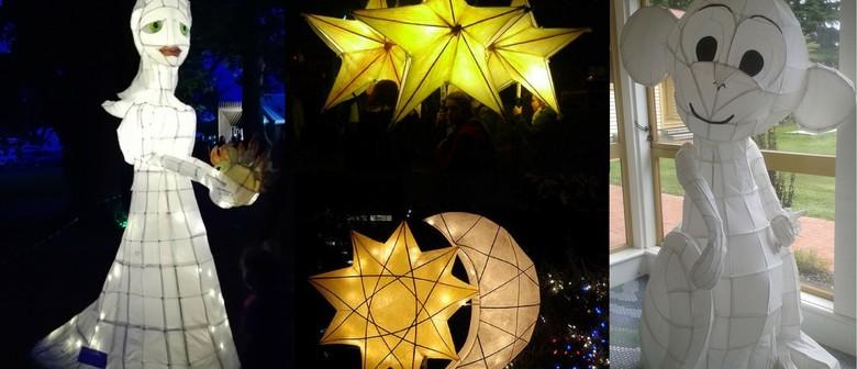 Matariki Parade Giant Lanterns Workshops