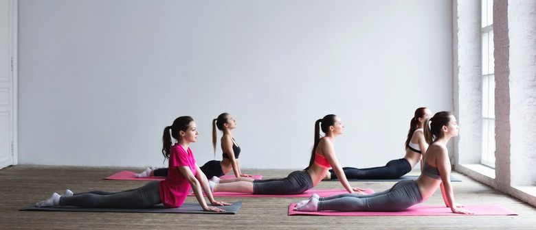 Pilates with MatWorks