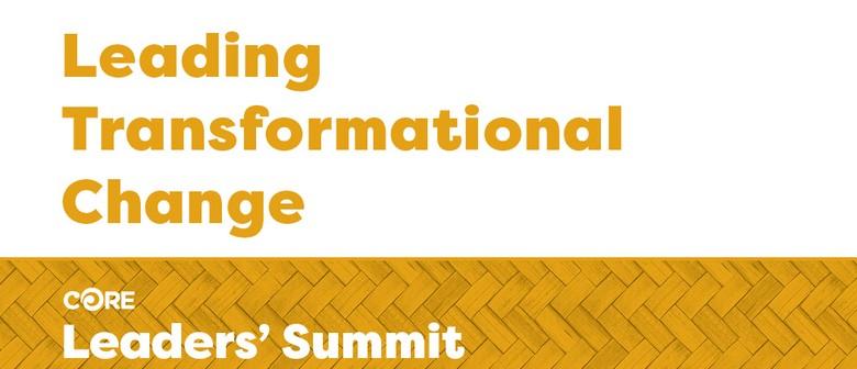 Core Leaders' Summit