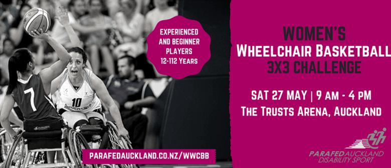 Women's Wheelchair Basketball 3x3 Challenge