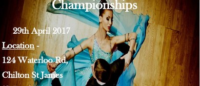 Dancesport Wellington Champtionships: POSTPONED