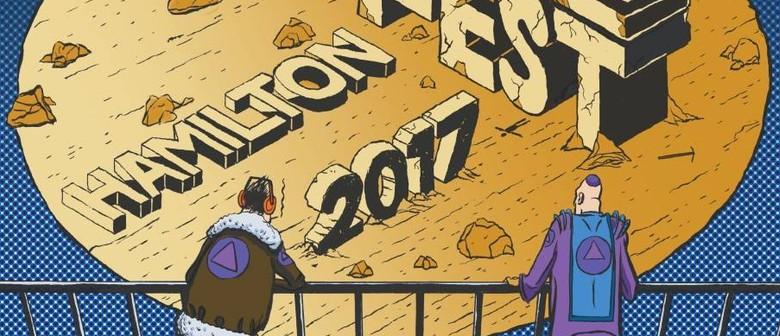Hamilton Zinefest 2017