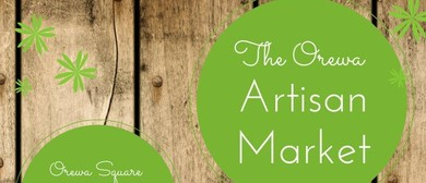 The Orewa Artisan Market In Association with DOB