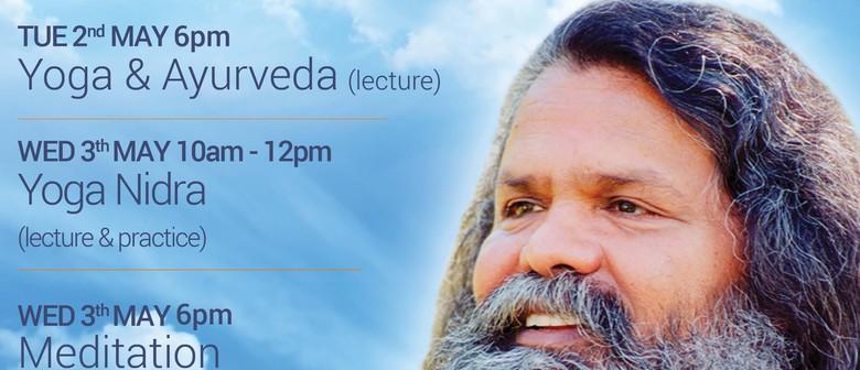 Yoga Nidra - Yogic Way of Sleep (Lecture & Practice)