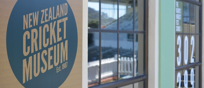 New Zealand Cricket Museum - Lion's Tour Opening Hours