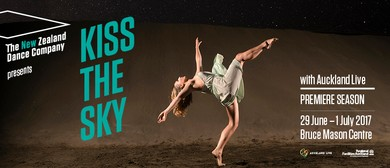 The New Zealand Dance Company - Kiss The Sky