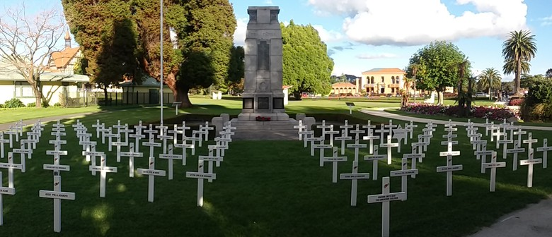 Rotorua District WW1 Field of Remembrance