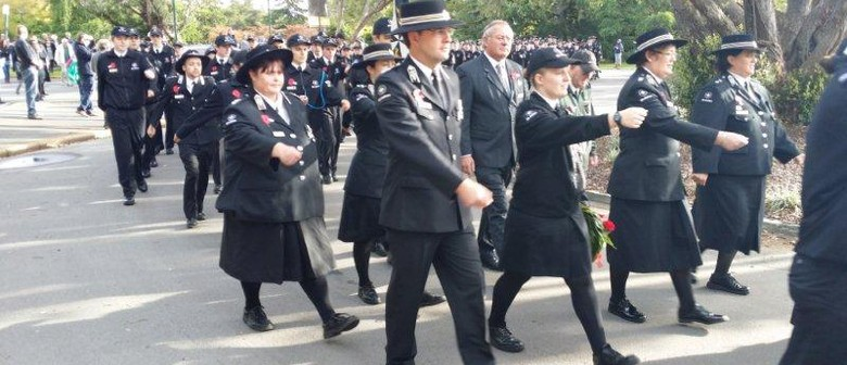 ANZAC Day Civic Service