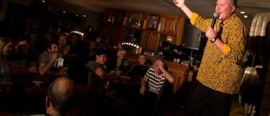 Pukekohe Comedy Night - Paul Ego (7 Days)