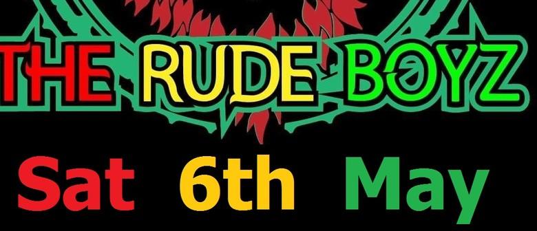 The Rude Boyz - Feeling the Vibes