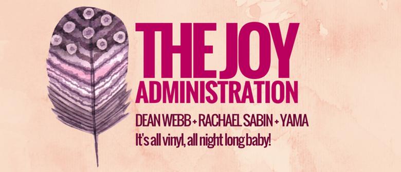 The Joy Administration - Dean Webb