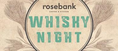 Whisky At Rosebank Coffee & Kitchen