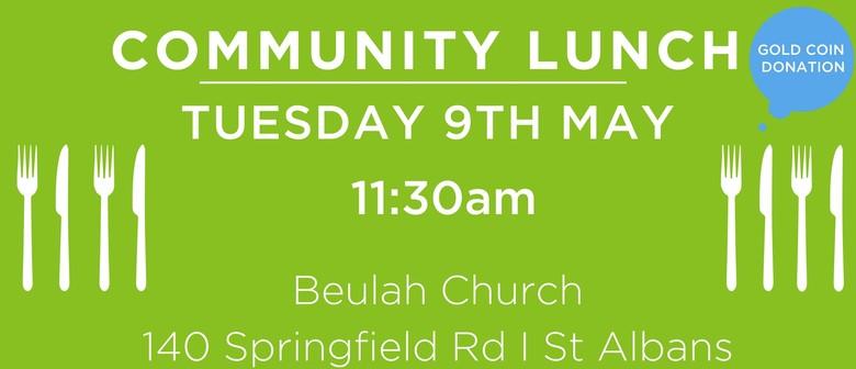Community Lunch - Community Focus Trust