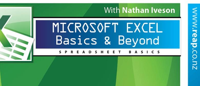 Microsoft Excel - Basics & Beyond