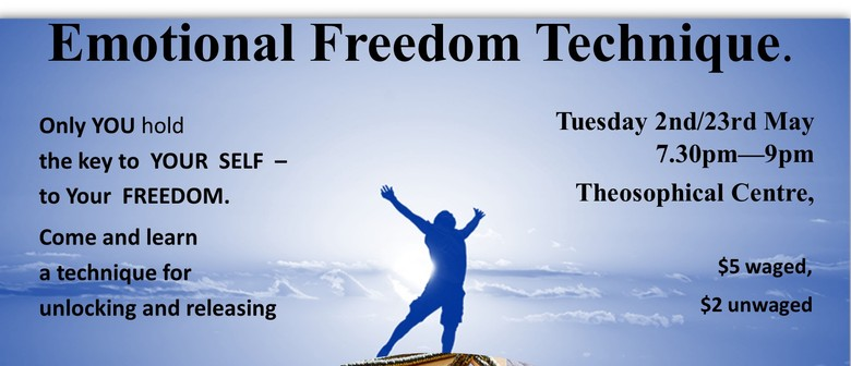 EFT - Emotional Freedom Technique - Healing Yourself