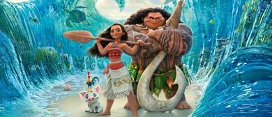 Movie Night - Disney's Moana