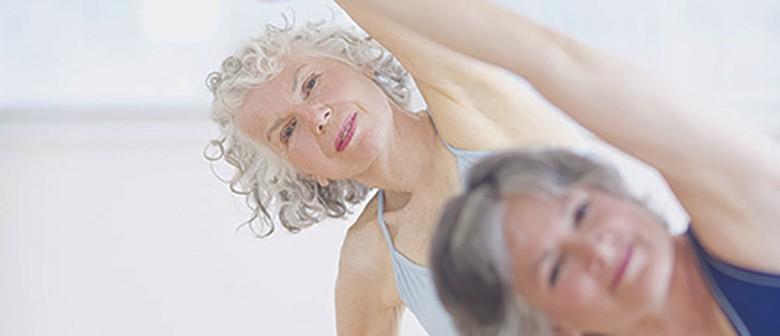 Pilates: Over 60s