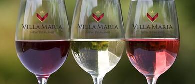 Villa Maria Wine Tasting