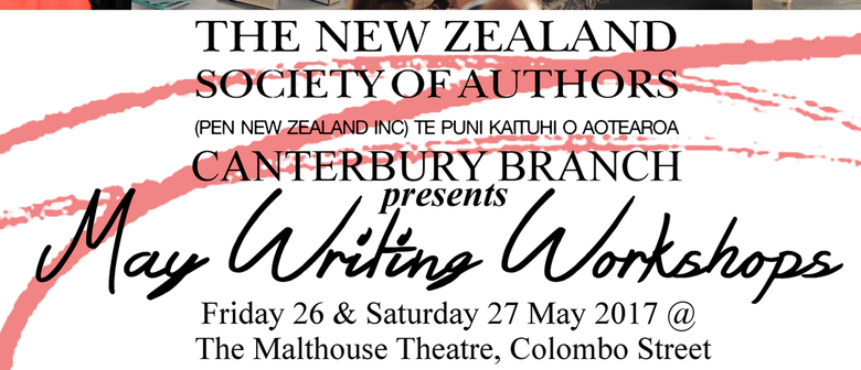 May Writing Workshops
