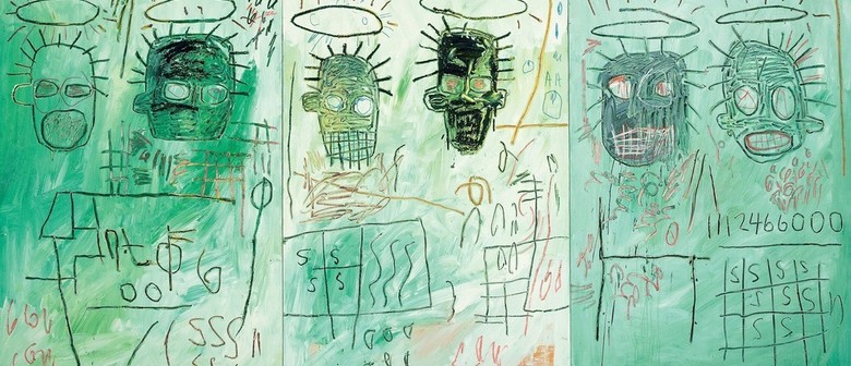 Creative Drawing - Jean Michel Basquiat