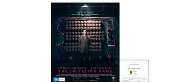 Movie Night - The Imitation Game