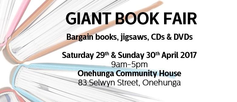 Giant Rotary Book Fair
