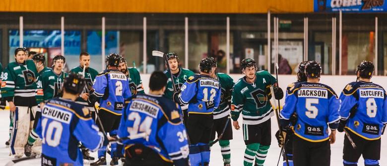 Ice Hockey Game #3 - Dunedin Thunder Vs Auckland Admirals