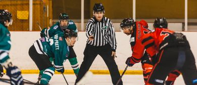 Ice Hockey Game #2 - Dunedin Thunder Vs Red Devils