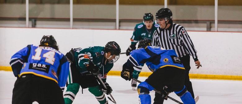 Ice Hockey Game #4 - Dunedin Thunder Vs Auckland Admirals