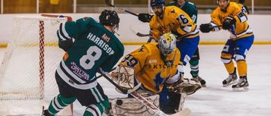 Ice Hockey Game #6 - Dunedin Thunder Vs Queenstown Stampede