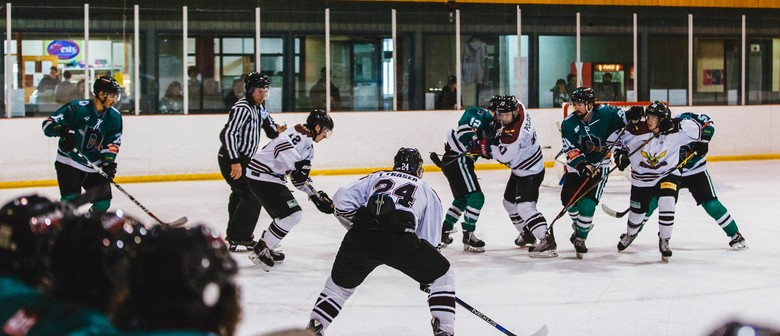 Ice Hockey Game #7 - Dunedin Thunder Vs Botany Swarm
