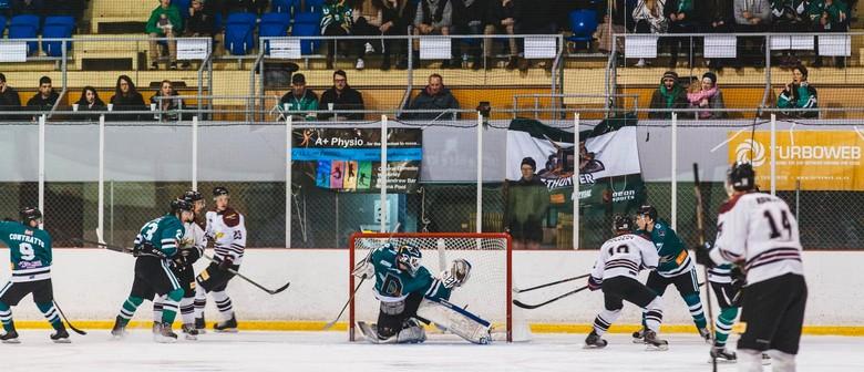 Ice Hockey Game #8 - Dunedin Thunder Vs Botany Swarm