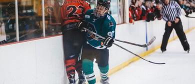 Ice Hockey Game #9 - Dunedin Thunder Vs Red Devils