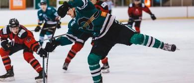 Ice Hockey Game #10 - Dunedin Thunder Vs Red Devils