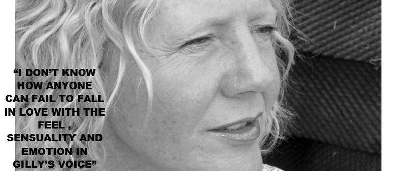 Gilly Darbey: Emotional and Sensual Interpretations of Blues