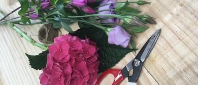 Luxurious Flower Arrangement - Floral Workshop