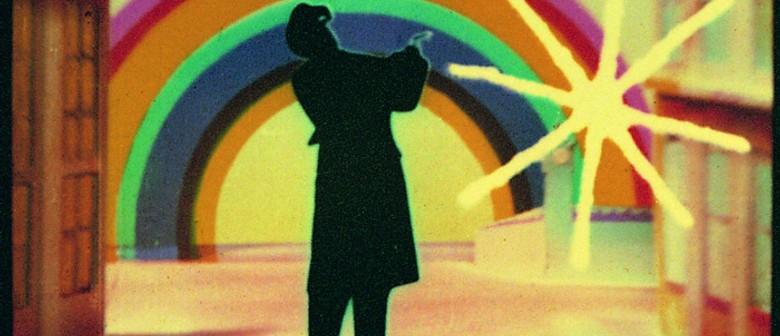 Palmerston North Film Society: Len Lye: Art that Moves