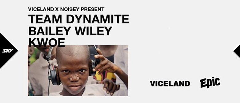 Team Dynamite, Bailey Wiley, KWOE