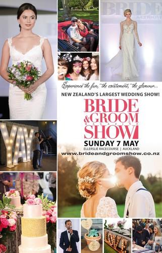 Bride Groom Wedding Show Auckland Eventfinda