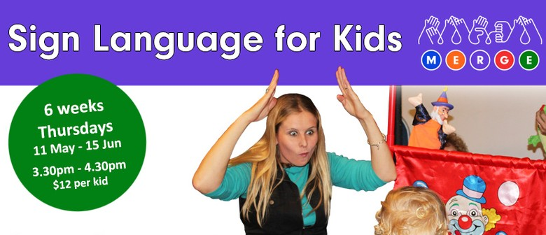New Zealand Sign Language for Kids