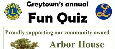 Greytown's Annual Fun Quiz