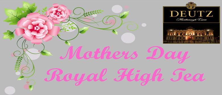Mothers Day Royal High Tea
