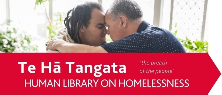 Te Hā Tangata – Human Library On Homelessness