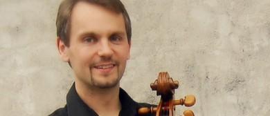 Christopher Hutton Solo Cello - Reflecting Bach